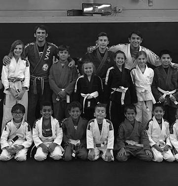 Kids Jiu Jitsu & Martial Arts in Milwaukee